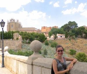 Lindsey Chandler in Spain