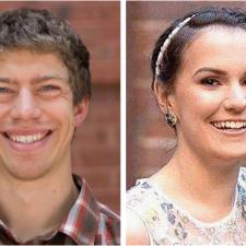Ryan Hellenbrand and Megan Holt-Smith